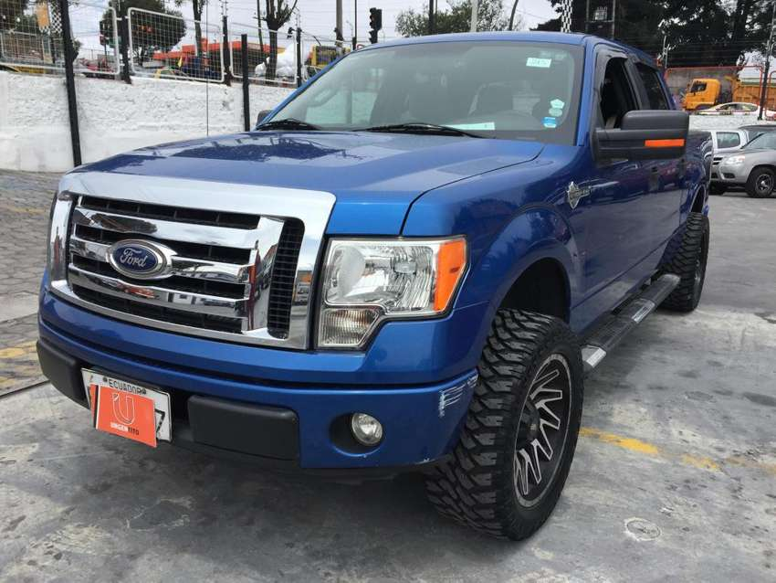 Ford F-150; 2011 0