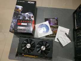Tarjeta Grafica Video AMD RX 470 4GB Sapphire Nitro+