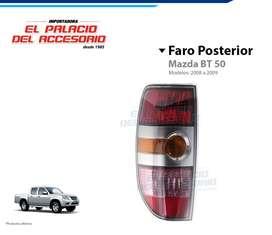 Faro posterior y delantero Mazda Bt 50 2008, 2009