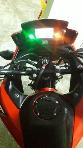 Vendo moto Honda xre190 todo al día trapaso al nombré de la persona que quiera