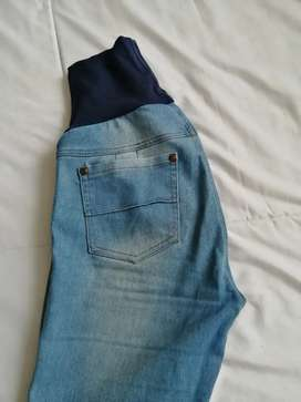 Jeans de embarazo