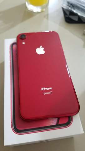 Iphone xr 64 red