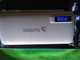 Cargador portatil (power bank 10000 mah)