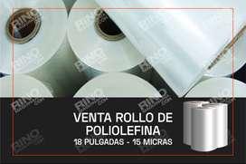 Venta de Rollos film Poliolefina envíos a Quito y Guayaquil