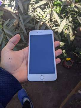 IPhone 6S Plus, 128gb, 85%vendo permuto por celular de mi interes