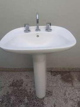 Grifería y artefactos de baño