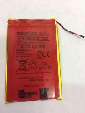 Bateria Motorola G3 Orignal