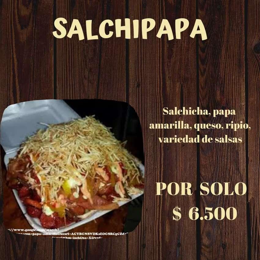 Salchipapa 0