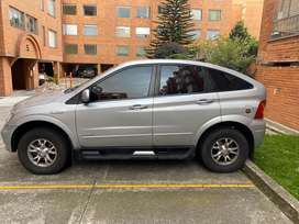 SsangYong Actyon mecanica dissel