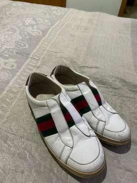 Zapatos para niños gucci