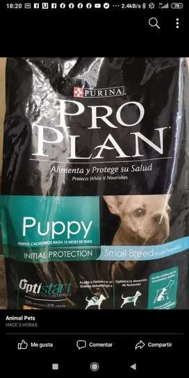 Proplan small breeds 3kg