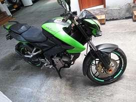 Se vende moto ns 200