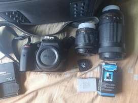Camara Nikon D3400 Accesorios
