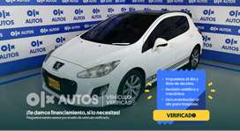PEUGEOT 308 2012 - TP 1.6LT 156HP 4AB ABS CT AA2Z