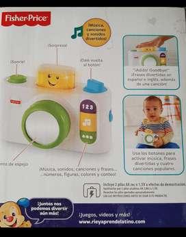 Super oferta juguete frisher- price