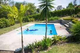 Quinta en venta Yunguilla-Tobachiri 2.000m2 de terreno, piscina $148.000dlrs.