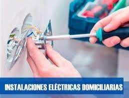 REPARACIONES ELÉCTRICAS DOMICILIARIAS