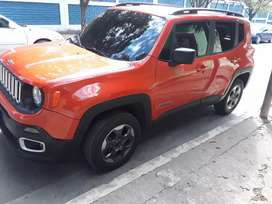 Vendo jeep.renegade