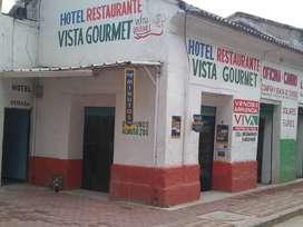 Oportunidad venta de negocio de hospedaje y restaurante