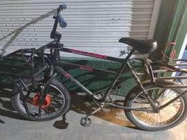 Vente de bicicleta de panaderia