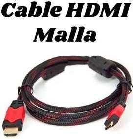 Cable HDMI Malla