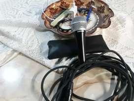 Vendo micrófono shure nuevo 58..en garantía