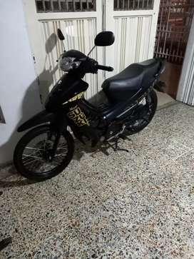 Suzuki bes 125