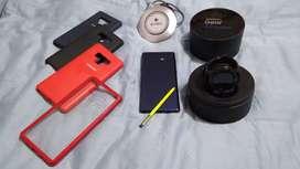Vendo o cambio Samsung Note 9 y Reloj Samsung S3 Frontier NO VENDO POR SEPARADO