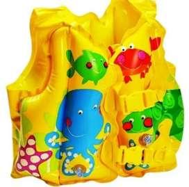 Chaleco salvavidas inflable para niños