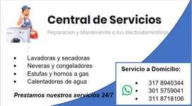 Central de servicios