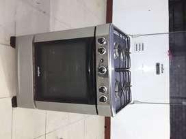Cocina Mabe 4 hornillas, Horno, buen estado, poco uso