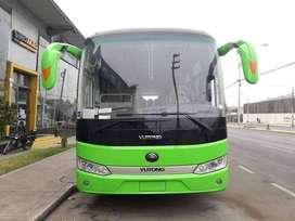 Bus Yutong para 53 pasajeros transporte de personal
