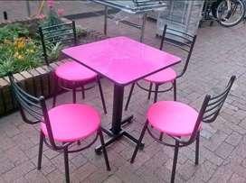 Vendo Juegos de Mesas para Restaurante