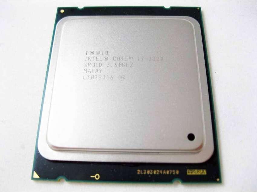 procesador Intel I7 3820 - Socket 2011 0