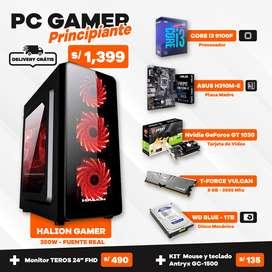 PC GAMER PRINCIPIANTE