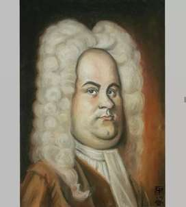 Caricaturas de compositores de música clásica