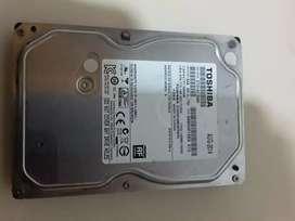 Disco duro sata 500gb 3.5 para pc usados