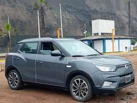 Ssangyong SUV Tivoli, Mecánica 4x2, Gasolinero 1.6L