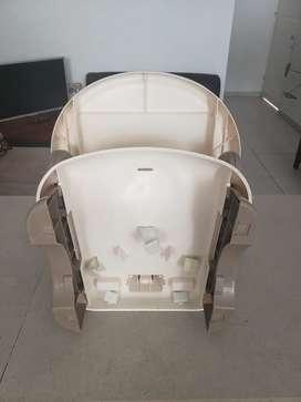 Venta de linda silla para bebe