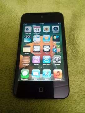 iPod touch 8gb 4 generación, perfecto estado