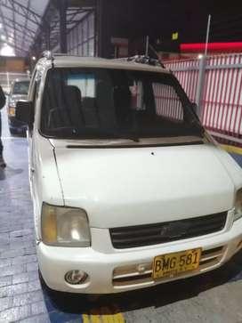 Wagon R  economico y cómodo