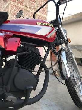 Rtm / sumo 125 GL roja restaurada 100%