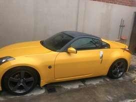 Nissan 350z 2003 perfecto estado