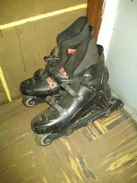 Patines negros Rollerblade