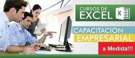 CURSO DE EXCEL PARA EMPRESAS