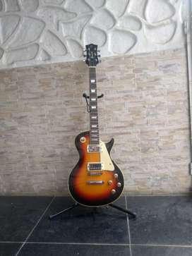 Guitarra Electrica Vorson Modelo Les Paul