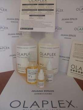 Olaplex Tratamiento Paso1,2