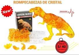 ROMPECABEZAS DE CRISTAL