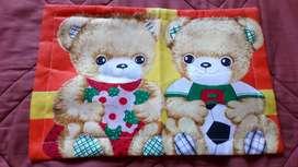 Funda de almohadones para chicos