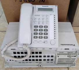 Teléfono Operador programador Panasonic KXT7730